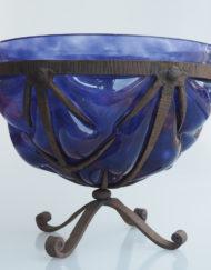 Vase coupe Art Déco Dégué Galerie Maxime