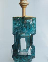 Lampe Daum Argos - Daum Light Argos Galerie Maxime Marché Vernaison