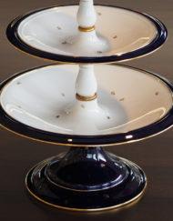 Serviteur Porcelaine de Sèvres Galerie Maxime