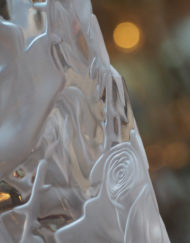 Vase Lalique Ispahan Galerie Maxime Marché Vernaison