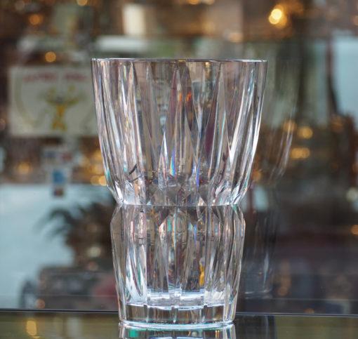 Vase Cristal Saint Louis Camaret 30 cm Galerie Maxime Marché Vernaison