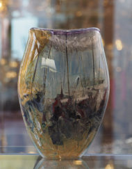 Vase Xavier de Mirbeck Galerie Maxime Marché Vernaison
