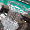 Vase Cristal Saint Louis Versailles 25 cm Galerie Maxime Marché Vernaison