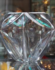 Vase Cristal Baccarat France Art Déco 1936 Galerie Maxime Marché Vernaison