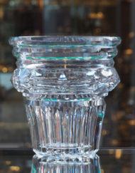 Vase Baccarat 1950 Galerie Maxime Marché Vernaison