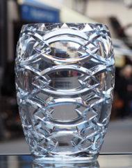 Vase Cristal Baccarat Musée du Louvre 1951 Galerie Maxime Marché Vernaison