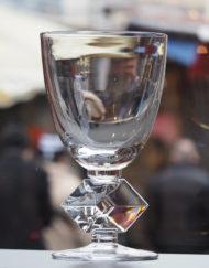 Vase Cristal Sevres Galerie Maxime Marché Vernaison