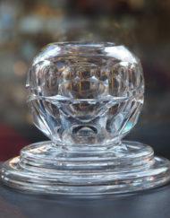Vase Cristal Baccarat Art Déco 1936 Galerie Maxime Marché Vernaison