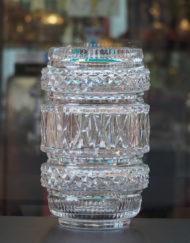Vase Cristal Val Saint Lambert Galerie Maxime Marché Vernaison