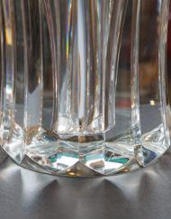 Vase Cristal Baccarat Pauline 40cm Galerie Maxime Marché Vernaison