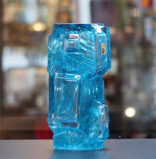 Vase Cristal Daum France Argos Galerie Maxime